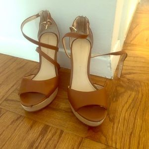 Banana Republic Platform Sandals